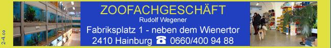 Zoofachgeschäft Wegener - Hainburg